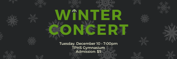 Winter Concert 2019 Website